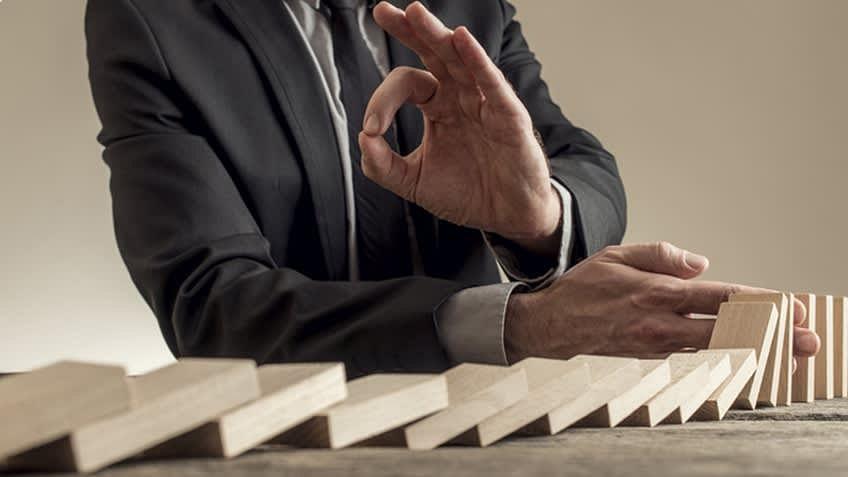 Gerenciamento de riscos de projetos e programas