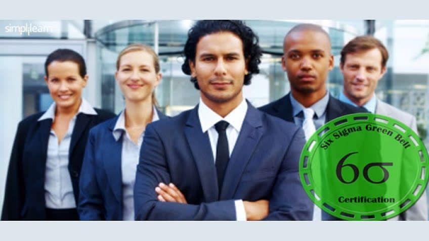 Benefícios promissores de se tornar certificado de Green Belt Lean Six Sigma