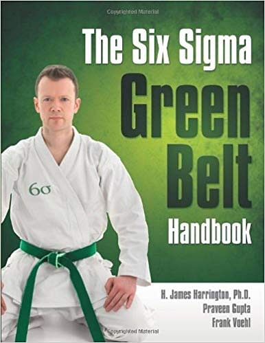 Six Sigma Green Belt Handbook