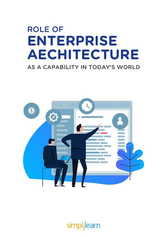 Free Whitepaper: Role Of Enterprise Architecture as a capability in today's world