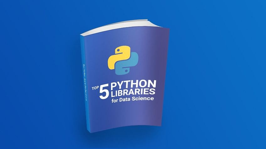Top 5 Python Libraries For Data Science