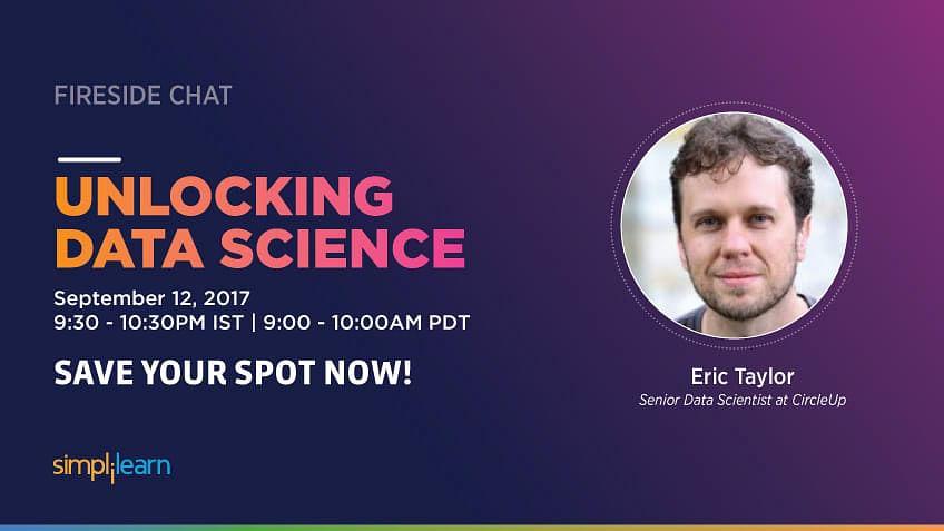 Fireside Chat: Unlocking Data Science
