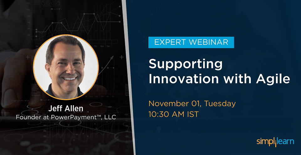 Expert Webinar: Supporting Innovation with Agile