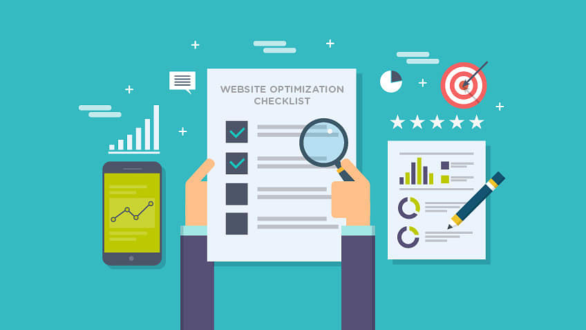 Image for Website Optimization Checklist