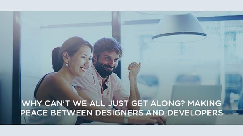 Fazendo a paz entre designers e desenvolvedores