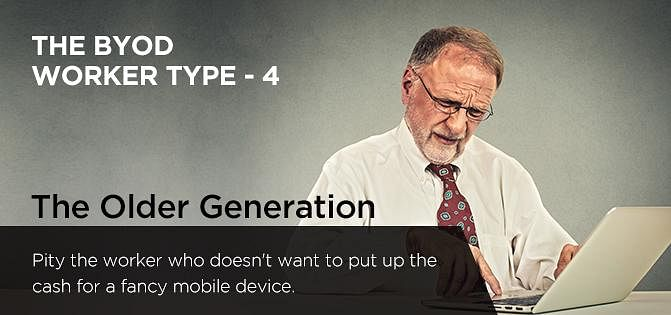 The older generation