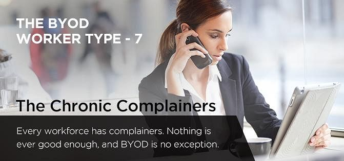 Chronic Complainers