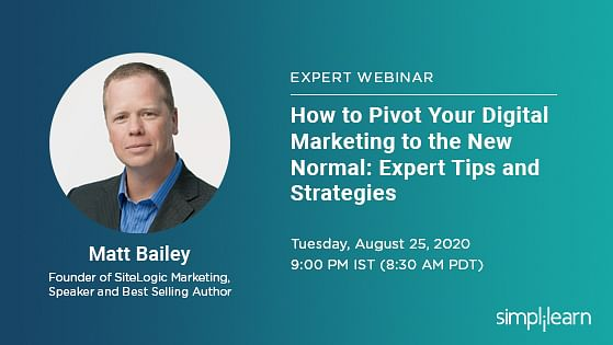 How to Pivot Your Digital Marketing to the New Normal: Expert Tips and Strategies
