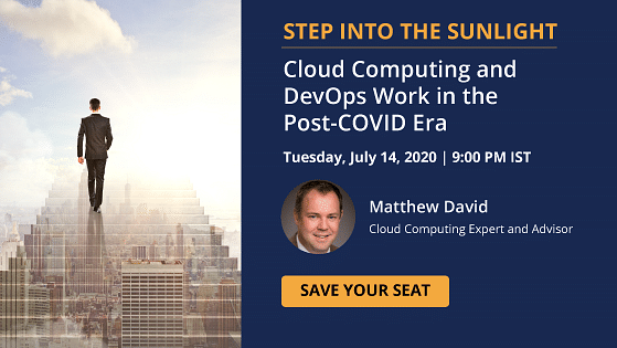 Step Into the Sunlight: Cloud Computing and DevOps Work in the Post-COVID Era