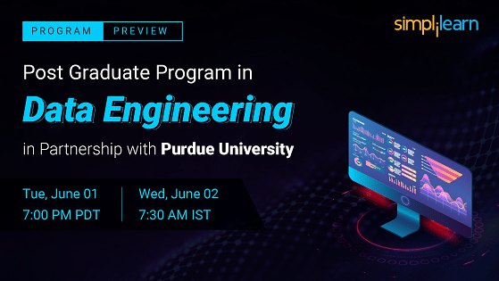 Program Preview: Post Graduate Program in Data Engineering