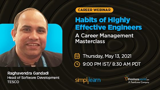 Habits of Highly Effective Engineers: A Career Management Masterclass