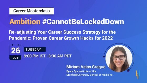 Re-adjusting Your Career Success Strategy for the Pandemic: Career Growth Hacks for 2022