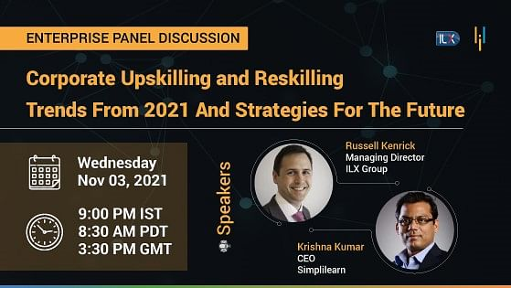 Corporate Upskilling and Reskilling: Trends From 2021 and Strategies for the Future