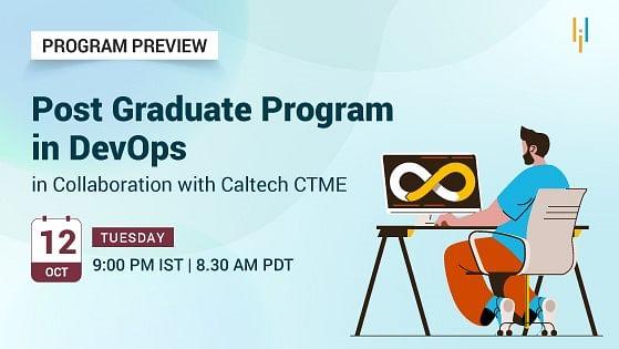 Program Preview: Post Graduate Program in DevOps